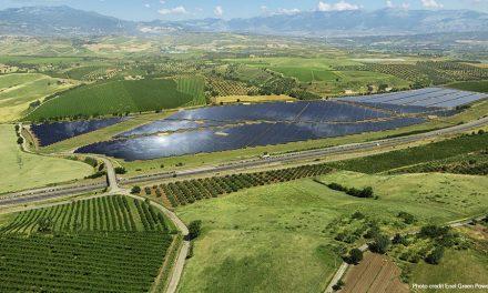 In arrivo in Italia la centrale solare fotovoltaica-alghe