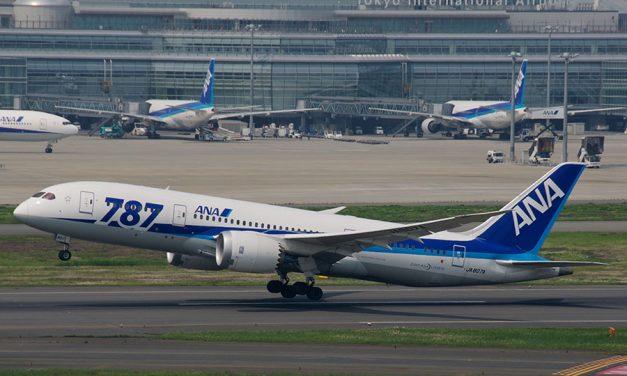 All Nippon Flight gebruikt nieuwe ASTM-standaard algenbrandstof