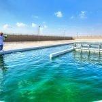 Tratamiento avanzado de aguas residuales de algas de Qatar U. y ExxonMobile