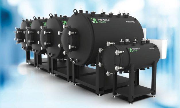 Provectus Expande Instalação de Biomanufatura de Microalgas