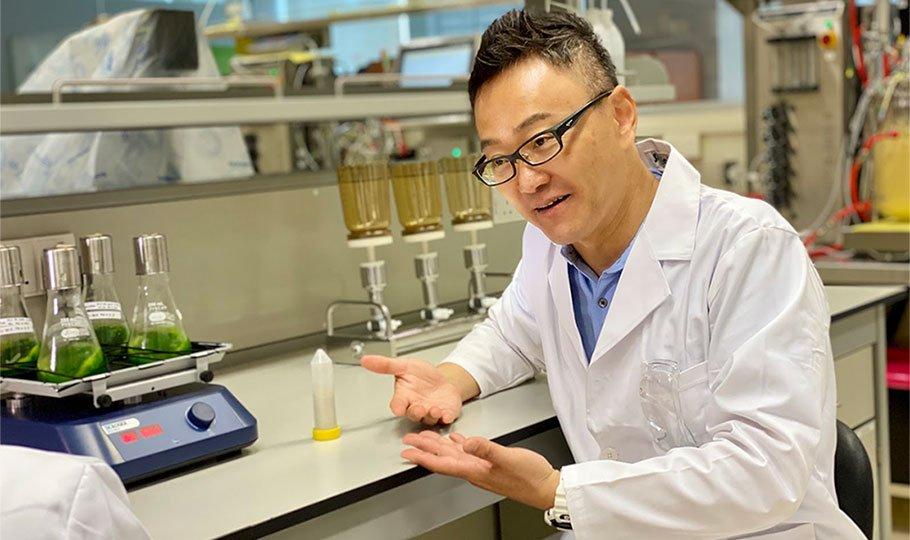 Sophie's Bionutrients Eugene Wang
