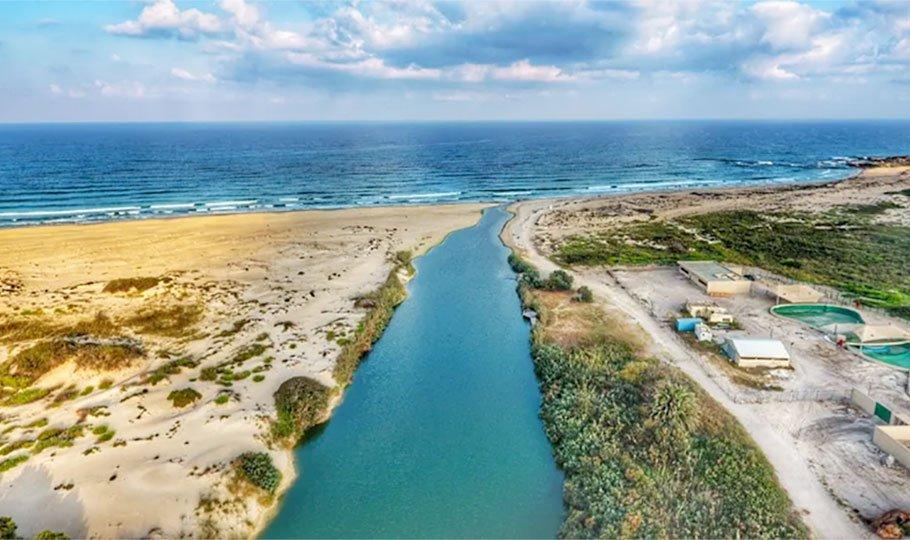 Alexander River Israel