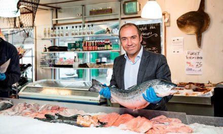 BioMar alcança 1 milhão de toneladas de salmão com microalgas