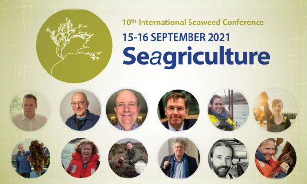 Seagriculture 2021 ha esplorato la fiorente industria online