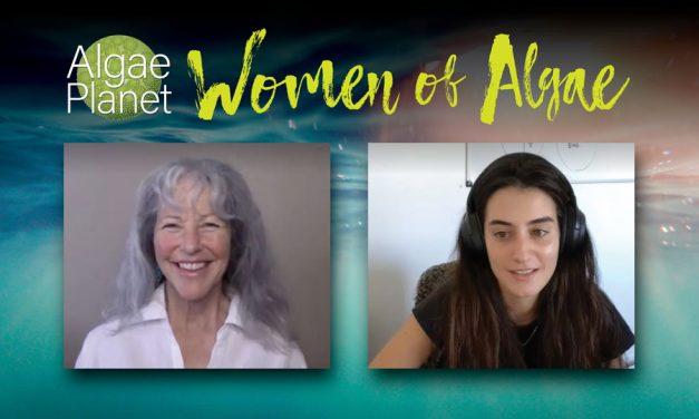 Mulheres das Algas, Entrevista com Alexia Akbay, da Symbrosia