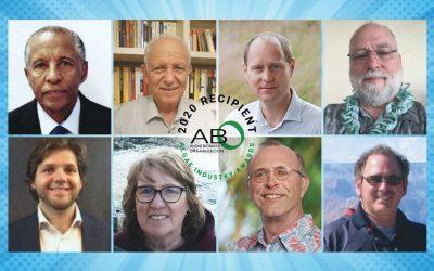 ABO anuncia los premios de la industria de las algas 2021